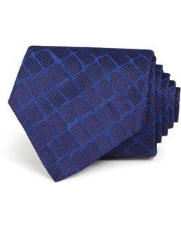 Stripe Mosaic Classic Tie