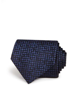 Abstract Print Classic Tie
