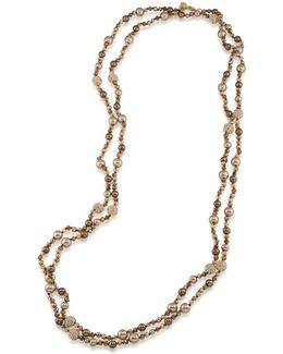 Metropolitan Club Rope Necklace