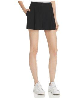 Tohni Rosina Crepe Shorts