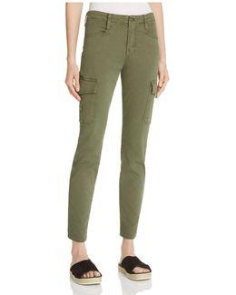 Skinny Cargo Jeans