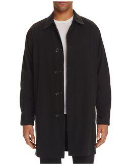 Lightweight Reversible Coat