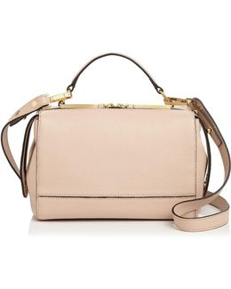Astor Soft Leather Satchel
