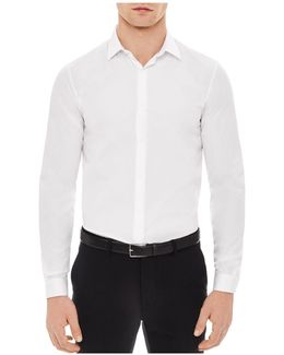 Seamless Classic Fit Button-down Shirt