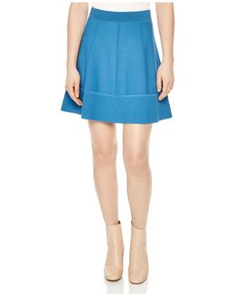 Aiata Textured Skirt