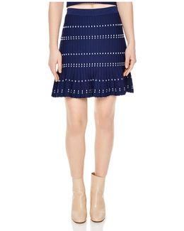 Nola Textured Knit Dress