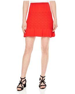 Gregoria Knit Mini Skirt