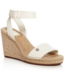Bima Espadrille Wedge Sandals
