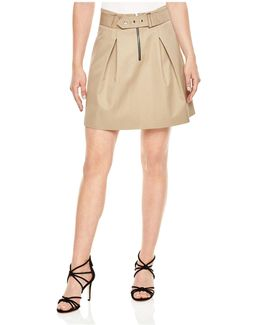 Sahara Pleated Skirt