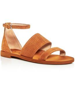 Parker Ankle Strap Sandals