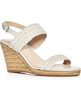 Indira Espadrille Wedge Sandals
