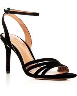 Kelly Ankle Strap High Heel Sandals