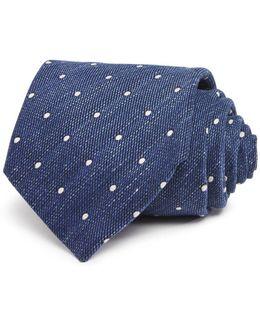Melange Dot Classic Tie