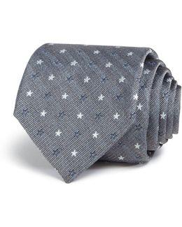 Small Star Neat Classic Tie