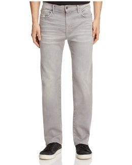 The Classic Kinetic Collection Relaxed Fit Jeans In Wolfe