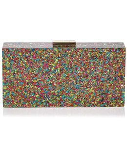 Confetti Glitter Clutch