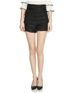 Ingrid Pleated Shorts