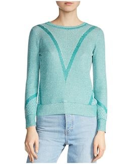 Minneapol Embellished Sweater