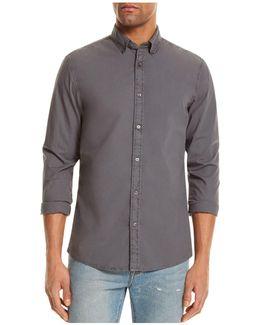 Slim Fit Button-down Shirt