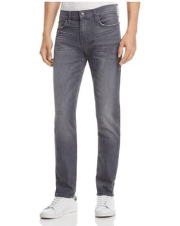 Kinetic Collection Slim Fit Jeans In Kenner