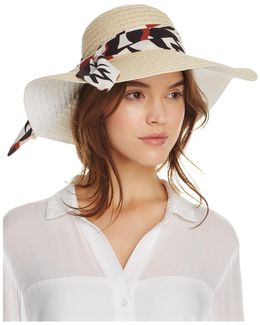Geometric Cecily Sun Hat