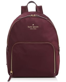 Hartley Nylon Backpack