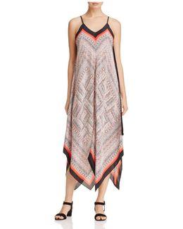 Nic+zoe Summer Solstice Handkerchief Dress