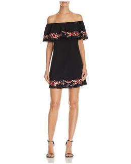 Terra Off-the-shoulder Dress