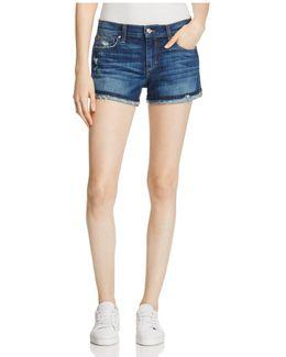 Markie Cutoff Shorts In Maura