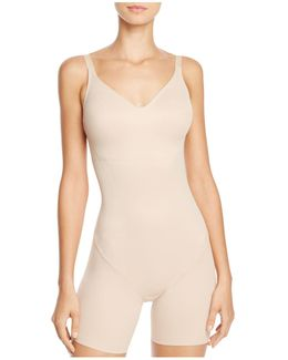 Back Magic Extra Firm Control Low-back Bodysuit