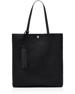 Eloise Magazine Leather Tote