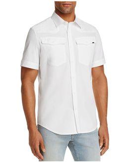 3301 Regular Fit Button-down Shirt