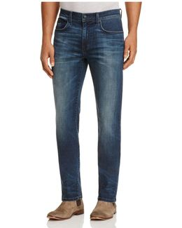 Kinetic Brixton Straight Fit Jeans In Kenna