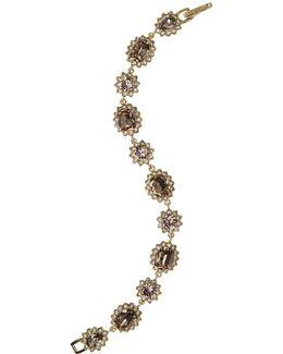 Cluster Line Bracelet