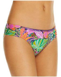 Tropical Escape Hipster Bikini Bottom