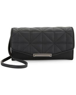 Madison Quilted Leather Crossbody