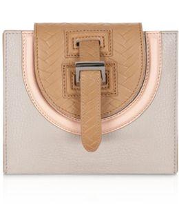 Halo Mini Leather Wallet