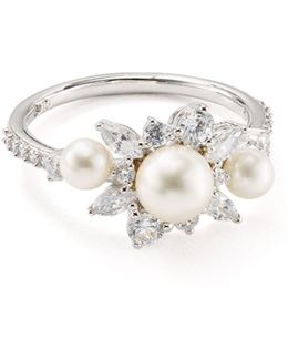 Heaven Cluster Ring