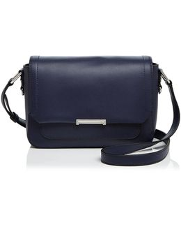 Mara Leather Crossbody