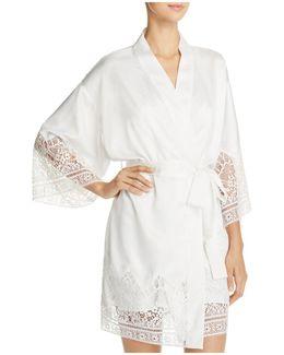Genevive Charm Kimono Robe