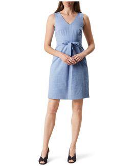 Alison Striped Dress