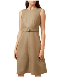 Ella Belted Dress