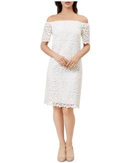 Rachel Off-the-shoulder Dress