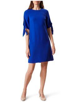 Anita Tie-sleeve Dress