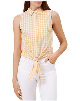 Thora Gingham Shirt