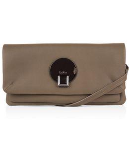 Opal Leather Wallet Crossbody