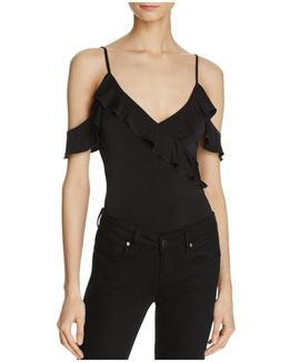 Ruffled Bodysuit