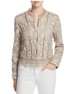 Leanne Embroidered Jacket