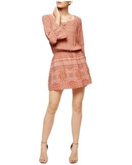 Marrakech Bell Sleeve Dress