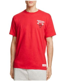 Chicago Bulls Nba Logo Tee